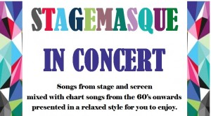 Concert header